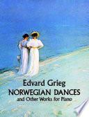 Danses Norv  giennes Musique Imprim  e