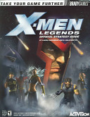 X Men Legends   Official Strategy Guide