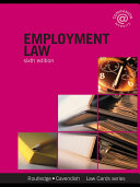 Employment Lawcards 6/e