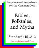 download ebook fables, folktales and myths (ccss rl.3.2) pdf epub