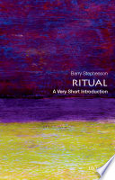 Ritual  A Very Short Introduction