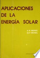 Aplicaciones de la energ  a solar