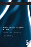 Israel S Military Operations In Gaza