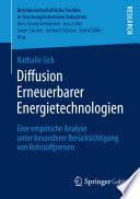 Diffusion Erneuerbarer Energietechnologien