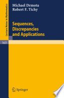 Sequences  Discrepancies and Applications