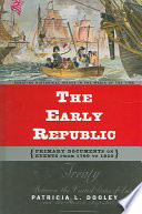 The Early Republic