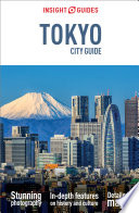 Insight Guides City Guide Tokyo