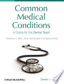 Common Medical Conditions book