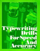 Typewriting Drills For Speed And Accuracy