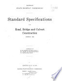 Standard Specifications for Road, Bridge and Culvert Construction