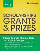 Scholarships  Grants   Prizes 2017