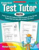 Standardized Test Tutor  Math