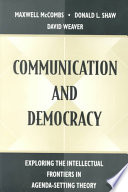 Communication and Democracy