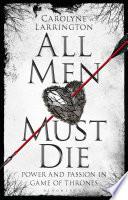 Book All Men Must Die
