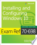 Exam Ref 70 698 Installing And Conf