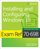 Exam Ref 70-698 Installing and Conf
