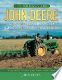 John Deere New Generation and Generation II Tracto