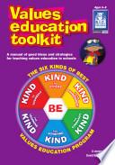 Values education toolkit