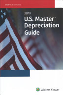 U.S. Master Depreciation Guide (2019)