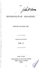 The Metropolitan Magazine