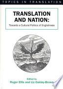 Translation and Nation