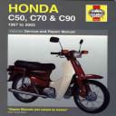 Honda C50  C70   C90