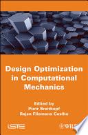 Multidisciplinary Design Optimization In Computational Mechanics book