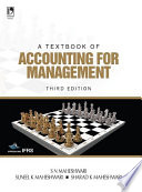 A Textbook of Accounting for Management  3rd Editionn