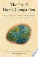The Pre K Home Companion