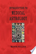 Introduction To Medical Astrology