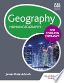 Geography for Common Entrance  Human Geography