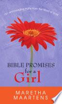 Bible Promises for girls