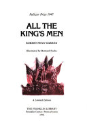 All the King s Men Book PDF