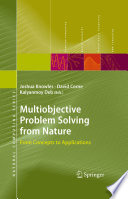 Multiobjective Problem Solving from Nature