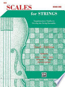 Scales for Strings  Bk 1  Bass