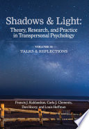 Shadow   Light  Vol  2  Talks   Reflections