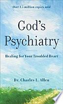 God s Psychiatry