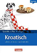 Lextra Kroatisch Sprachkurs Plus  Anf  nger A1 A2  Selbstlernbuch mit CDs