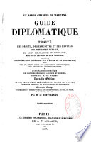 Guide Diplomatique