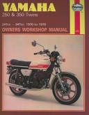 Haynes Yamaha 250 350 Twins