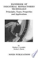Handbook Of Industrial Refractories Technology book