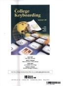 Gregg college keyboarding..Lessons 1-20 /