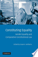 Constituting Equality