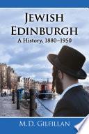 Jewish Edinburgh