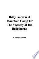 Betty Gordon at Mountain Camp Book PDF