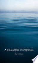 A Philosophy of Emptiness