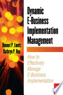 Dynamic E Business Implementation Management