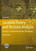 download ebook location theory and decision analysis pdf epub
