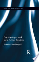The Himalayas And India China Relations