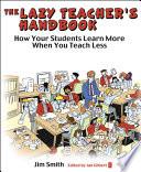The Lazy Teacher s Handbook